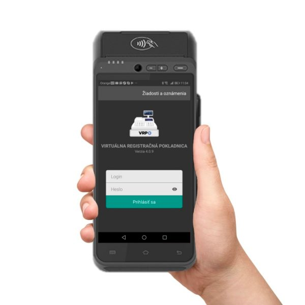 FiskalPRO A8 VRP Virtuálna registračná pokladnica