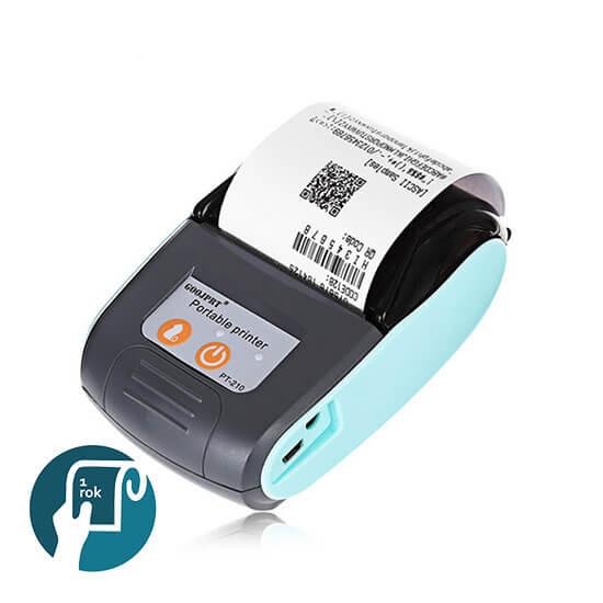 Mobilná VRP tlačiareň Print&Go s Bločkomat ročnou licenciou