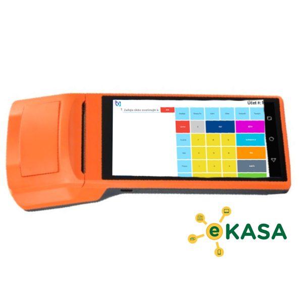 Registračná pokladňa BlueTicket mobilná eKasa