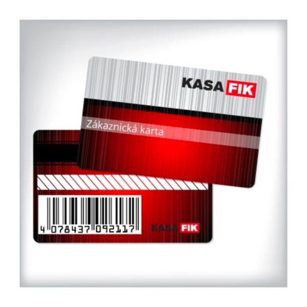 Čipová zákaznícka karta 100ks