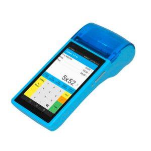 Registračná pokladňa elio miniPOS A5 eKasa modrá