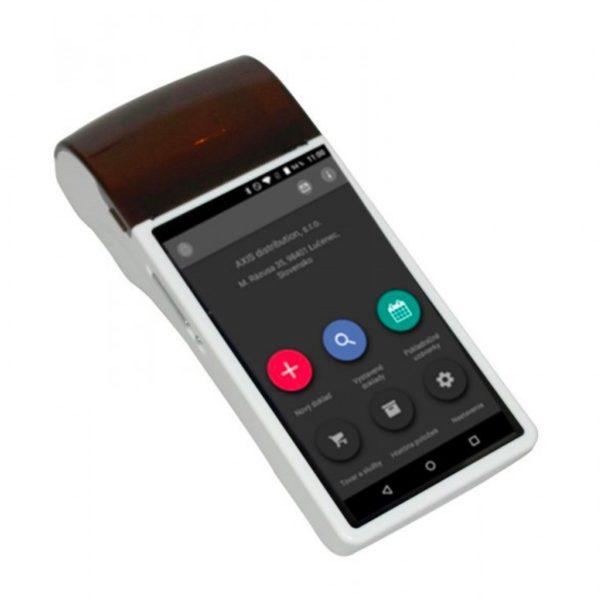 elio miniPOS A5 VRP Virtuálna registračná pokladňa biela
