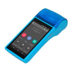 elio miniPOS A5 VRP Virtuálna registračná pokladňa modrá