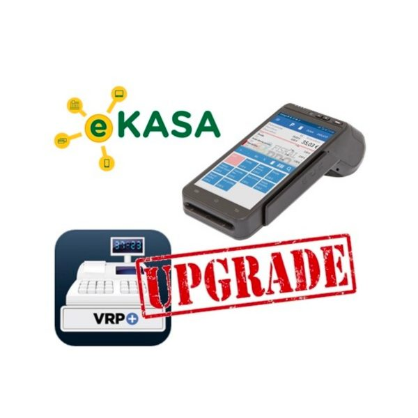 Registračná pokladňa FiskalPRO A8 VRP - Upgrade balíček VRP na eKasa