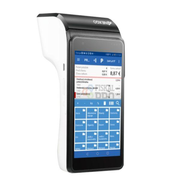 Registračná pokladňa FiskalPRO N3 mobilná eKasa