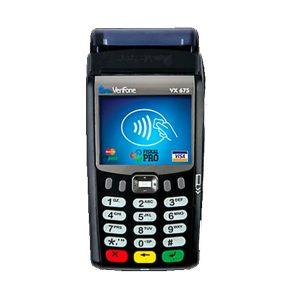 Registračná pokladňa FiskalPRO VX675 mobilná eKasa
