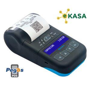Registračná pokladňa eKasa tlačiareň Modulino s aplikáciou PPM
