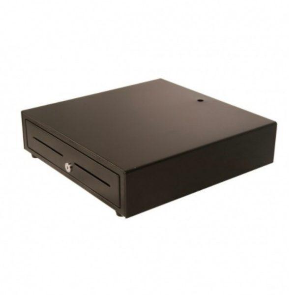 Pokladničná zásuvka na mince a bankovky 405A čierna farba